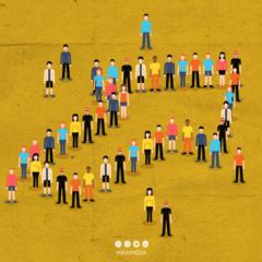 التركيبة السكانية